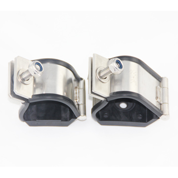 Stainless Steel Trefoil Cleats