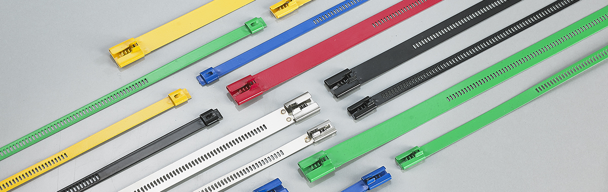 Stainless Steel Cable Ties Cable Markers Nylon Cable Ties